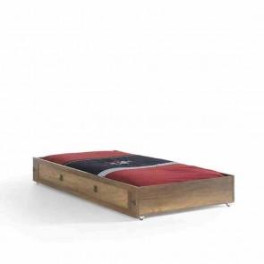 Letto per gli ospiti per il letto a forma di nave - Barbanera
