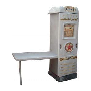 Armadio scrivania bambino bambini Oil Station – bianco   - Ordini effettuati consegniamo entro Natale