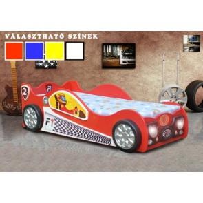 Autoletto mini monza – in colori diversi (80x160)