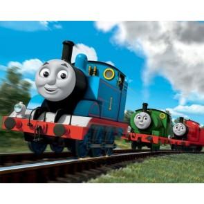 Tappezzeria per bambini - Thomas e suoi amici