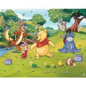 Walltastic stanza dei bambini immagine tapetto Winnie the Pooh