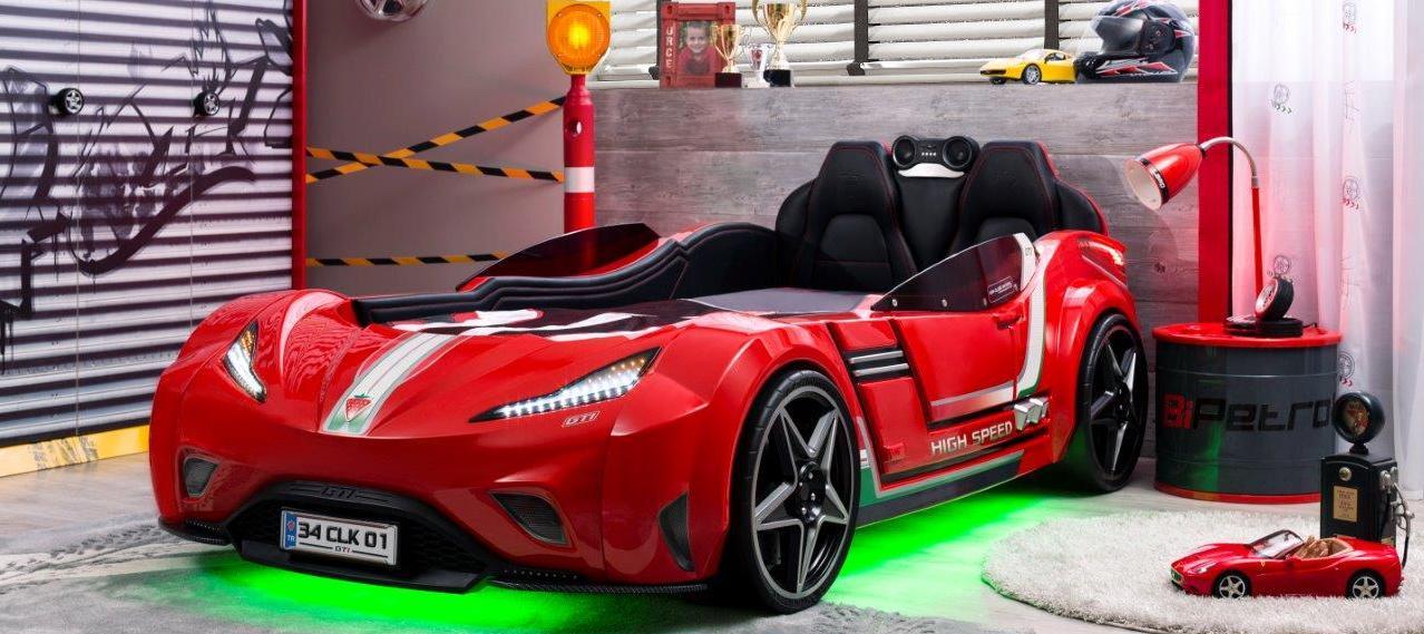 Letto A Forma Di Ferrari ~ Idee creative del moderno ...