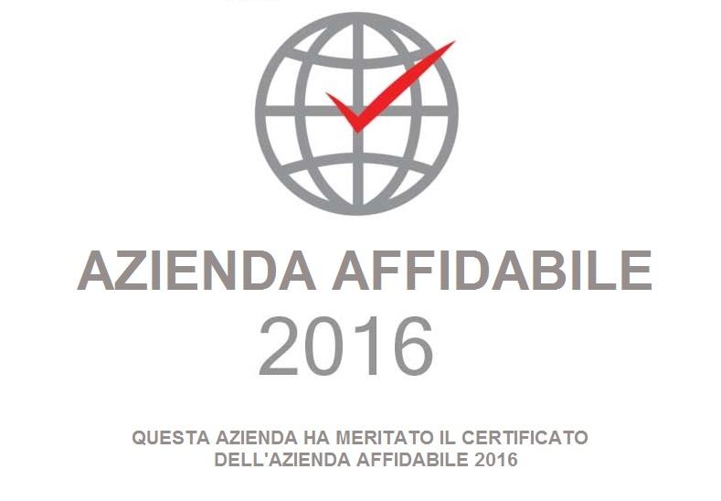 azienda affidabile 2016