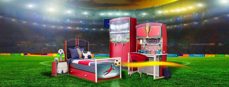 Camerette di football