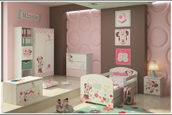 Camerette per bambini - Minnie