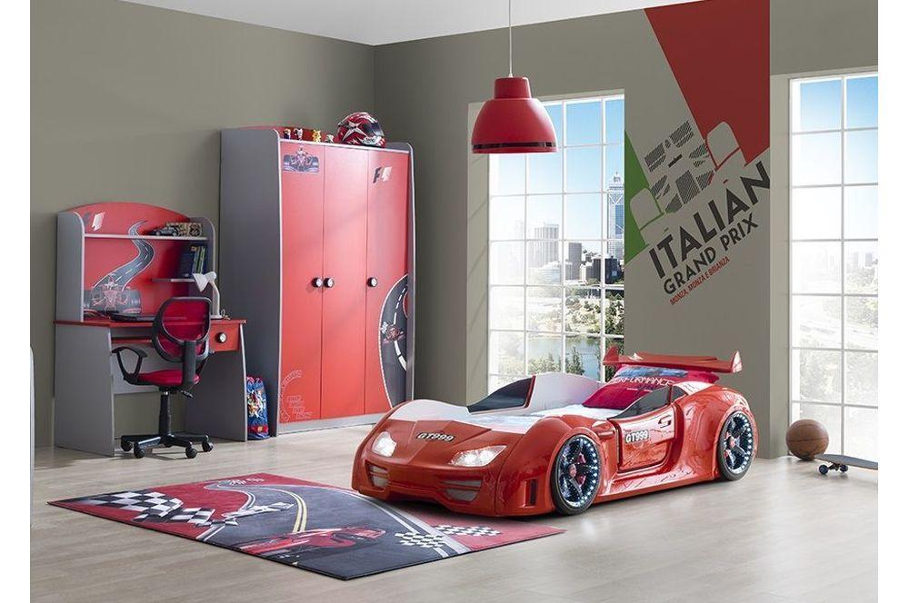 Camerette di macchina - rosso - FORMULA