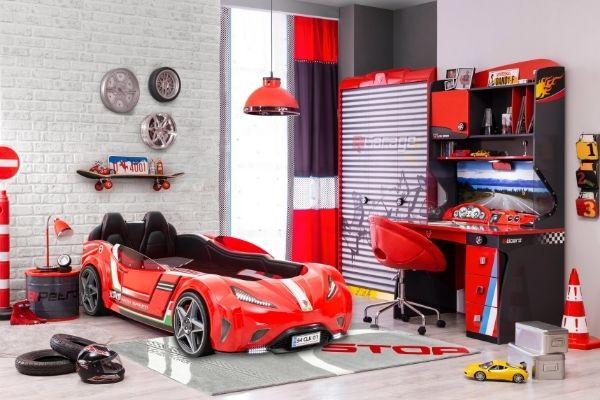 Camerette di macchina Racer