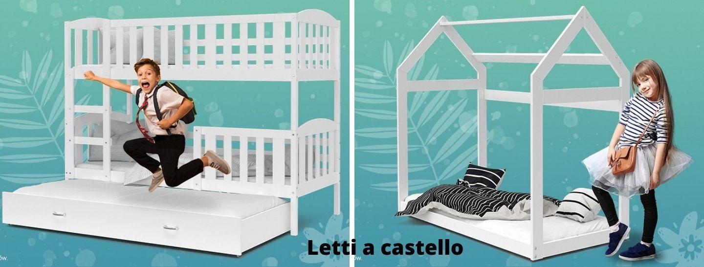 Letti a castello
