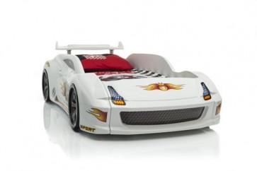 Grand Prix Speed autoletto bianco, standard