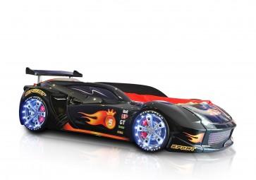 Grand Prix Speed autoletti - nero, full extra dettagli