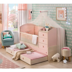 Lettino Baby Girl -