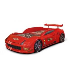 Grand Prix Speed autoletto rosso, standard dettagli