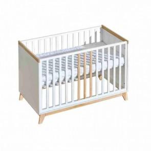 Letto per neonato (60x120)  Babystyle Nordik