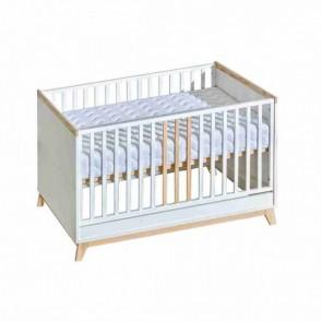 Lettino per neonato (70x140)Babystyle Nordik