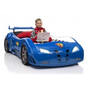 Grand Prix Extreme auto letto - blu, standard