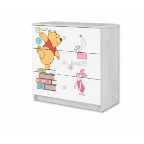 Cassettiera Winnie de Pooh e Pimpi