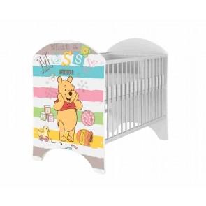 Lettino per neonato Winnie de Pooh e Pimpi