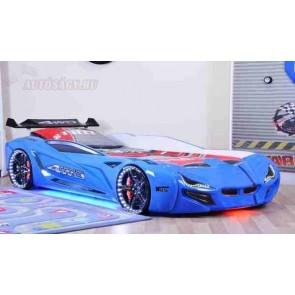 Autoletto in colore blu– Gran Coupe