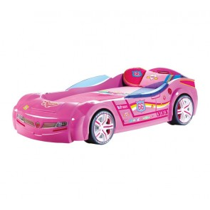 Autoletto Biturbo pink (90X195)