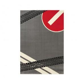 Tappeto per bambini (133x190 cm) - Racer