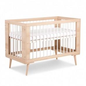 Lettino  per neonati in color faggio -Sofie