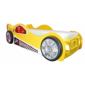 Letto Monza - giallo