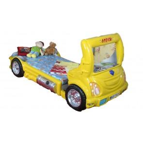 Letto Camion - giallo