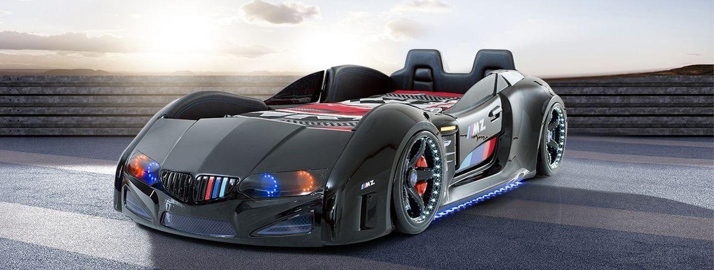 Nuovi letti a forma di macchina BMW!