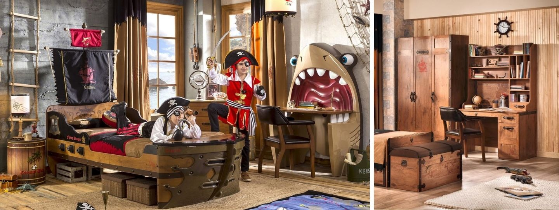Cameretta di pirati